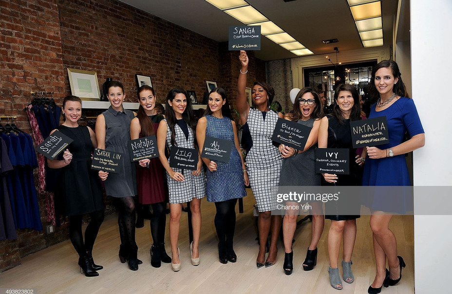 Real Women Of Mercer- Getty Images