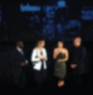 Aly Mang_Paul Haggis_Chelsea Film Festiv