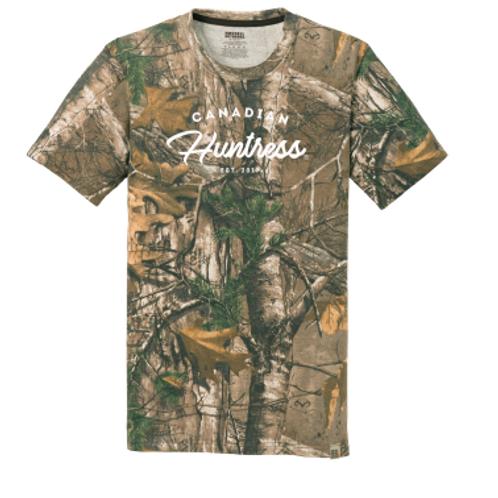 RealTree® Canadian Huntress® T-Shirt
