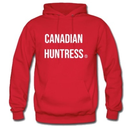 CANADIAN HUNTRESS® HOODIE