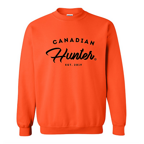 CANADIAN HUNTER®BLAZE CREWNECK