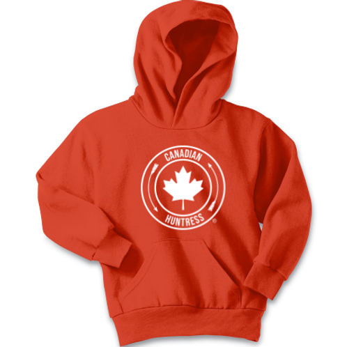 Canadian Huntress® Heritage Youth Hoodie
