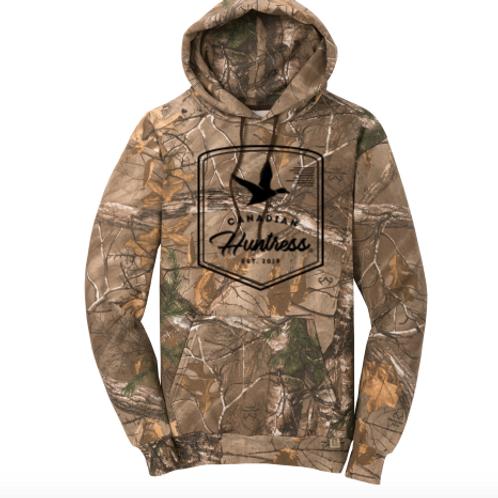 RealTree® Tech Fleece Waterfowl Hoodie