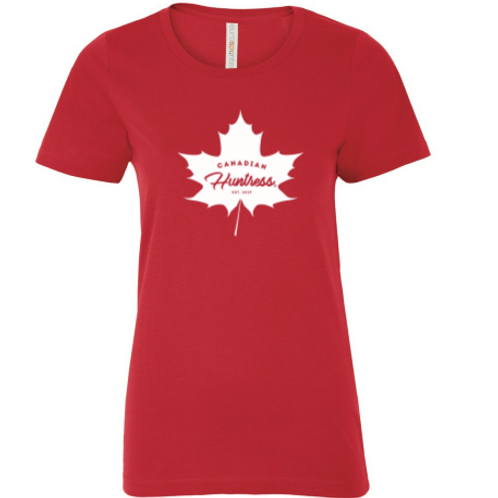 CANADIAN HUNTRESS®  HERITAGE T-SHIRT