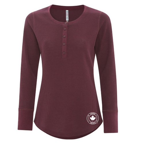 CANADIAN HUNTRESS® THERMAL LONG SLEEVE
