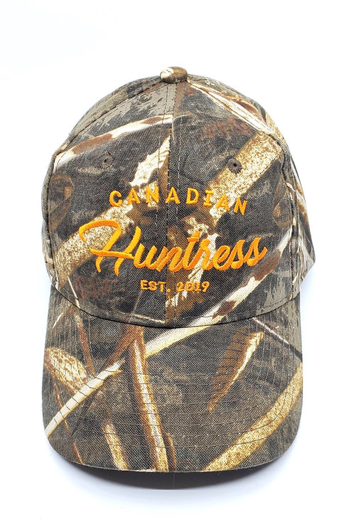 Embroidered Waterfowl Cap