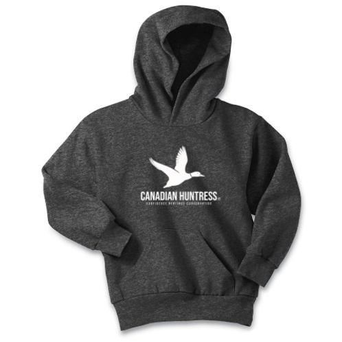 Canadian Huntress® Youth Waterfowl Edition Hoodie