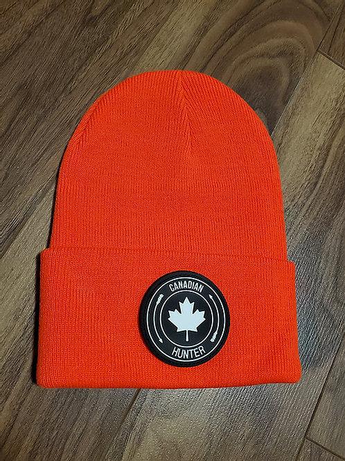 CANADIAN HUNTER® PVC PATCH TOQUE