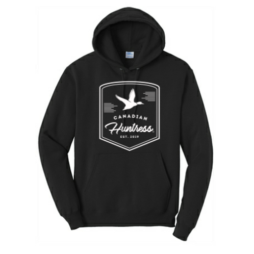 CANADIAN HUNTRESS® WATERFOWL HOODIE