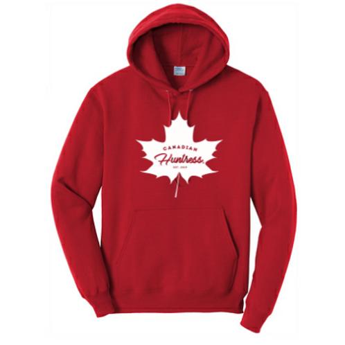 CANADIAN HUNTRESS® HERITAGE HOODIE