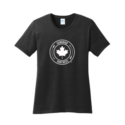 Canadian Huntress® Maple Leaf T-Shirt