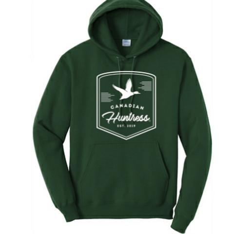 CANADIAN HUNTRESS® WATERFOWL HOODIE
