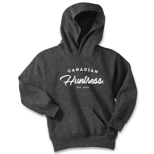 Canadian Huntress® Youth Hoodie