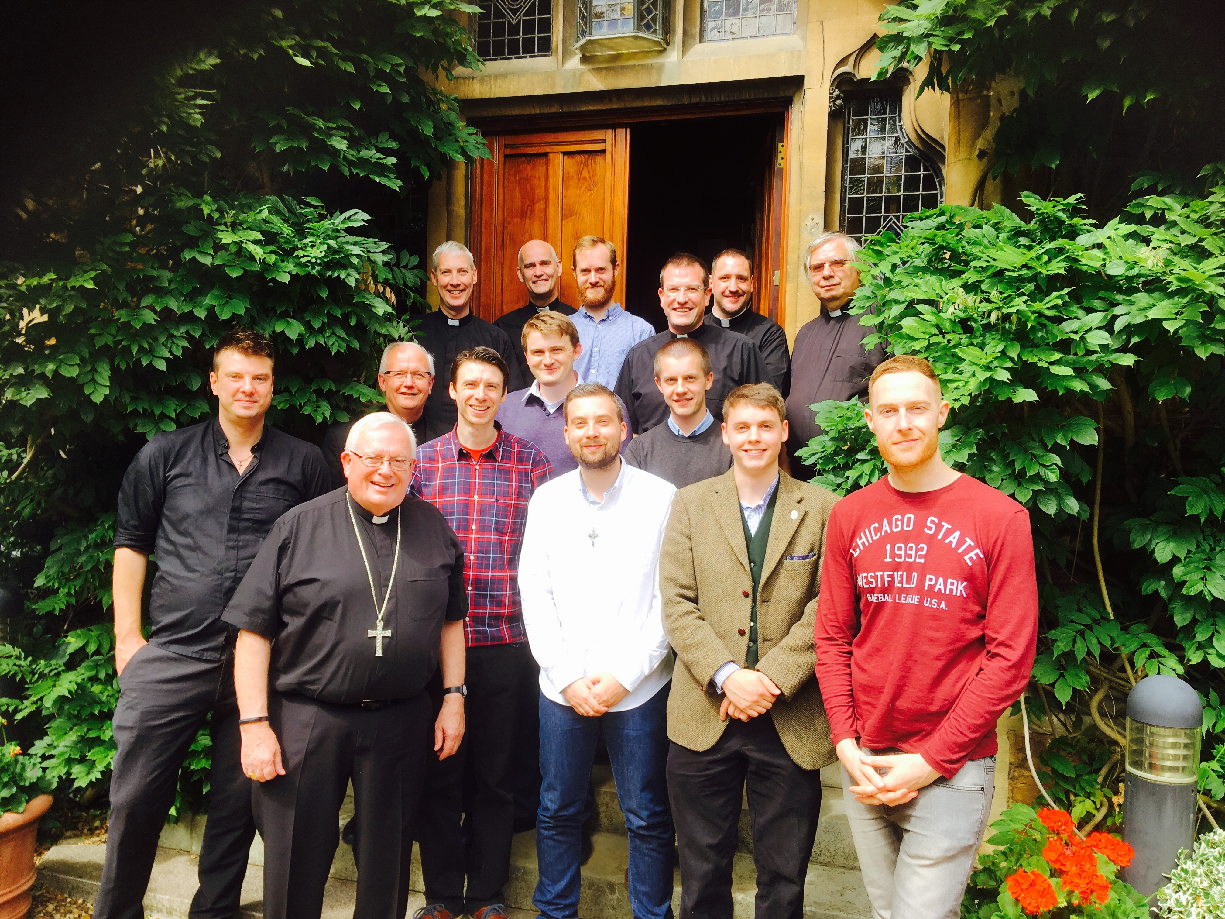 Our diocesan seminarians