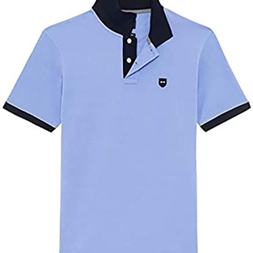 Eden Park Blue Polo