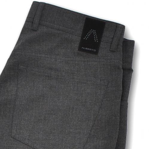 Alberto Ceramica Pants Grey