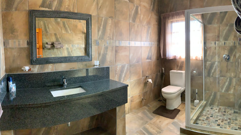 One of Two Bathroom