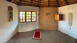 Group/Family Lodge: Inside of Salaah/Prayer Room