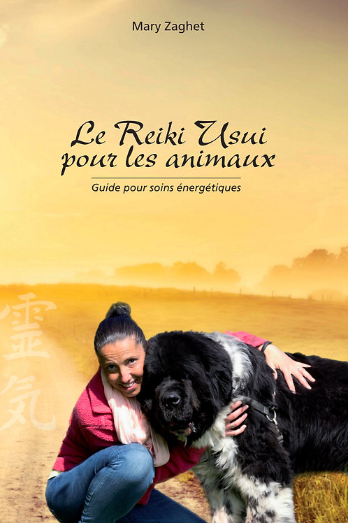 Le Reiki Usui pour animaux
