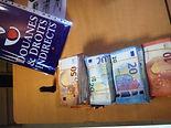 La brigade des douanes d'Hendaye réalise deux saisies d'argent dissimulé totalisant 112 000 euros dans une même journée     Le 15 octobre, la brigade des douanes d'Hendaye a réalisé deux saisies  marquantes d'argent dissimulé dans des véhicules. Au total, ce sont 112 000 € qui ont été interceptés.