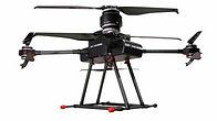 DRONE VOLT  Présente son drone professionnel  HERCULES 20 dernière génération  gros porteur polyvalent à large rayon d'action