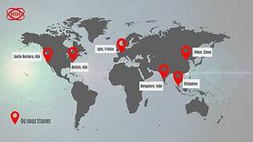 HGH Systèmes Infrarouges, l'expert en électro-optique et technologies thermiques pour les applications civiles, militaires et industrielles développe son image de marque et sa stratégie de communication pour mieux refléter sa position de leader mondial sur le marché de l'optronique.