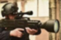 LE ZKZM-500 chinois  Le fusil qui préfigure l'avenir en armes portatives
