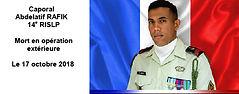 Décès accidentel d'un militaire de l'opération Barkhane
