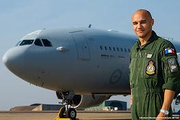 Un pilote français aux commandes d'un KC-30A MRTT australien