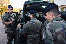 Première livraison du véhicule tactique 4x4 dansl'armée de Terre