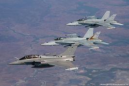« Pitch Black », exercice conduit par la Royal Australian Air Force (RAAF),