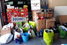 COMMUNIQUE DE PRESSE - Gérald Darmanin salue la coopération entre les douaniers de l'Oise, la Police Nationale et le Groupe d'Intervention Régional de Picardie qui a permis la saisie de près de 700 kg de tabac à narguilé