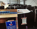 Gérald DARMANIN félicite les douaniers de Dunkerque pour la saisie de 6,4 tonnes de cigarettes de contrebande