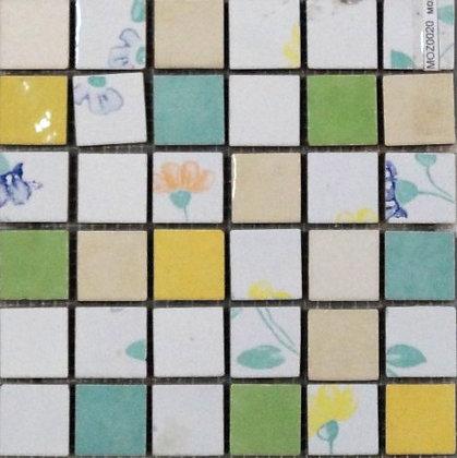 MIX MAIOLIKA 2.5x2.5  Мозаика 30,5x30,5