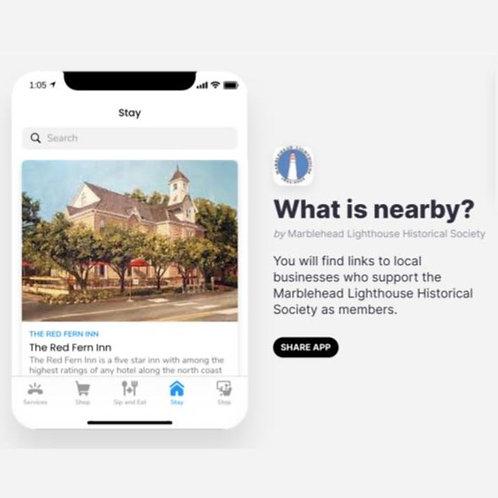 Business Membership with App