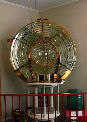 Fresnel Lens from the lighthouse