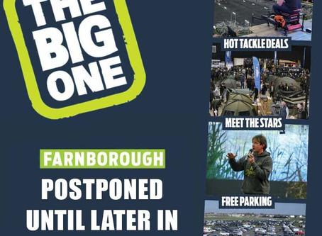 The Big One Postponed