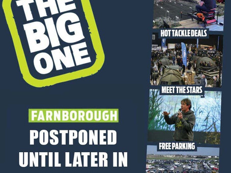 The Big One Postponed