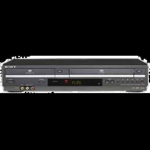 Sony SLV-D380P DVD/VCR Tunerless Progressive Scan DVD/VHS Combo Player