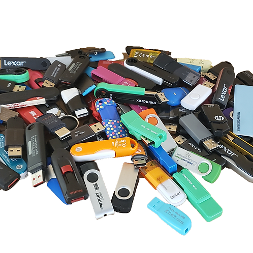 5 for $5 Flash Drives!
