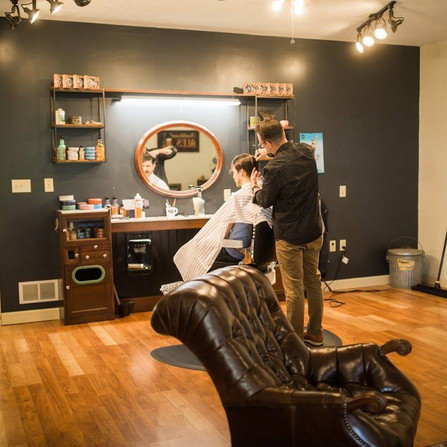 Interview w/ The Slow Down Barber