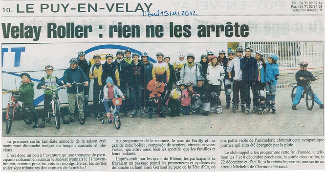 2012.11.15 L'Eveil sortie famille Parill