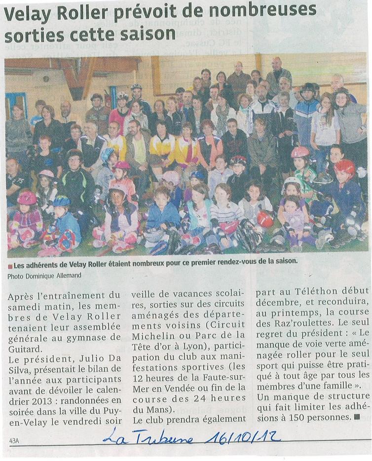 2012.10.16 La tribune.jpg