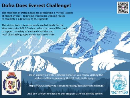 Dofra Everest Challenge