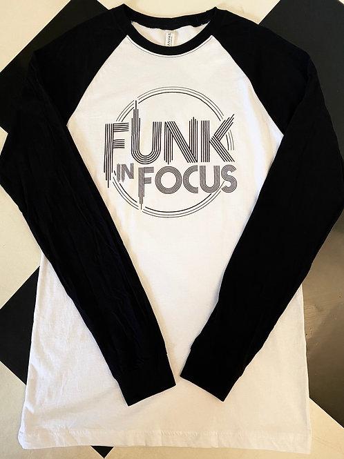 Funk in Focus Baseball Tee