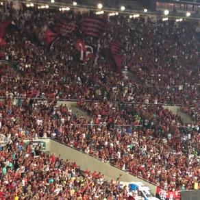 Vou aumentar meu ibope! Jogo do Flamengo ! Manto! Paixão e tudo de bom pra quem gosta .