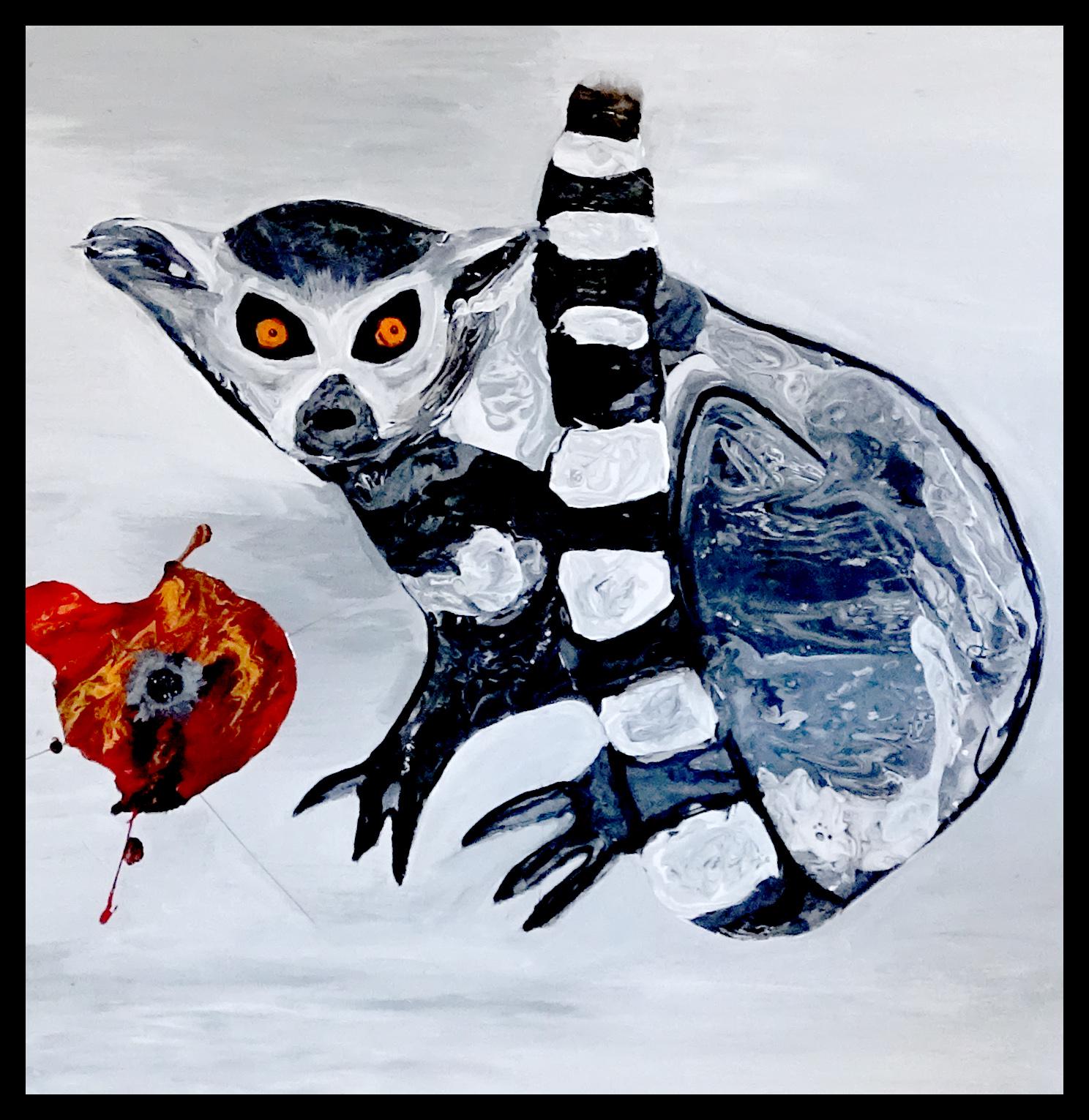 lemur_framed