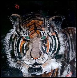 tiger_framed