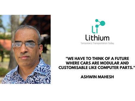 Spotlight: Ashwin Mahesh - Insights Into Urban Systems From A Modern Polymath
