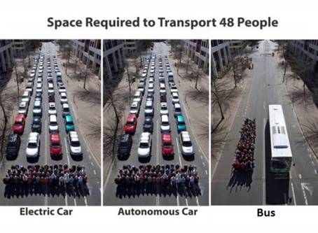 Does Future Mobility equate to Sustainable Mobility?